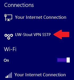 VPN Connection Launch PC