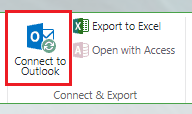 connect to outlook