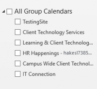 SharePoint: Creating and Using Calendars