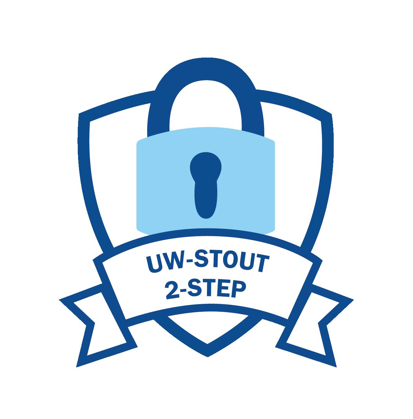 UW-Stout 2-Step Logo