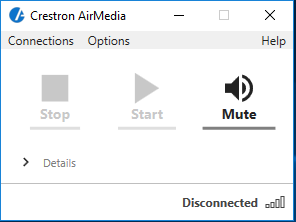 AirMedia (Windows): Installation on Faculty/Staff Computers