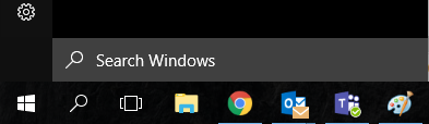 Search windows