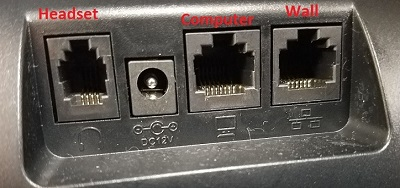 VoIP connections